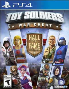 Toy Soldiers - 01 jogador