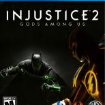 Injustice 2 - 01 a 02 jogadores