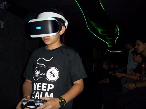 Ônibus com Games - Realidade Virtual