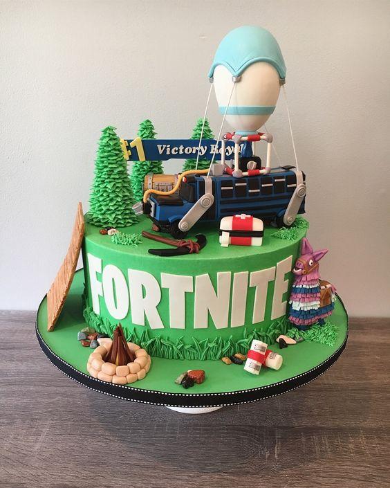 festa tema fortnite onibus com videogames e festa infantil rodas da diversao - decoracao de aniversario tema fortnite
