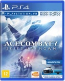 Ace Combat 7 Ps4 Cover