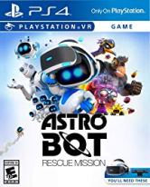 Astro Bot Ps4 cover