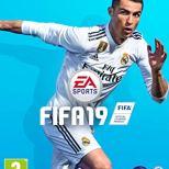 Fifa 19 Xbox 360 cover