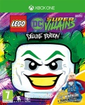 Lego DC Super Villains Xbox one cover