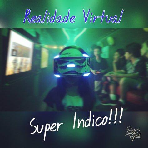 Realidade virtual psvr