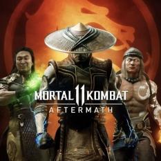 Mortal Kombat 11 Aftermath - 01 a 02 jogadores
