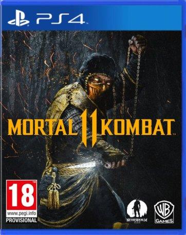 Mortal Kombat 11 - 01 a 02 jogadores
